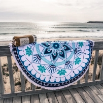 Cool Sand Cloud towels and circle beach towels are one of the hottest summer trends of 2016.