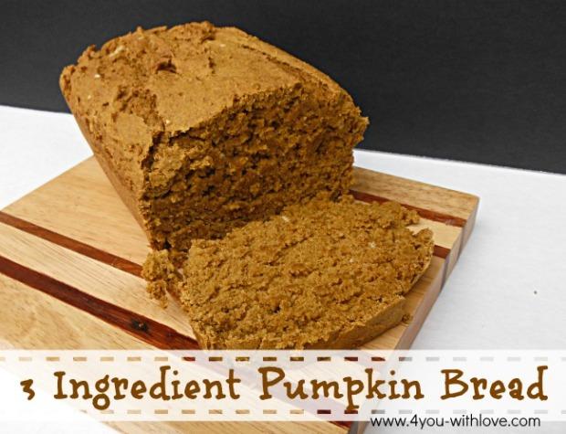 easy-thanksgiving-recipes-pumpkin-bread