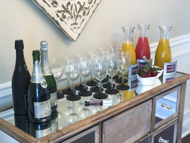 travel-themed-bridal-shower-mimosa-bar